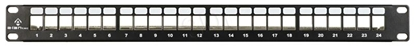 Picture of Alan PK020 patch panel 1U