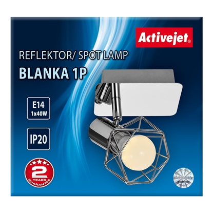 Picture of Activejet AJE-BLANKA 1P spot lamp