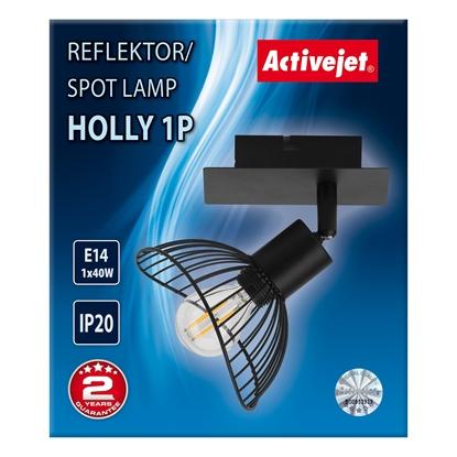 Изображение Headlight Activejet AJE-HOLLY 1P (40 W; E14)