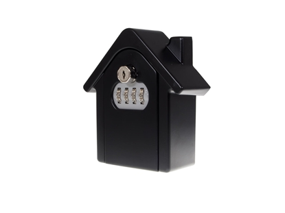 Изображение Safe mechanical for keys IBOX ISNK-10 (132mm x 148mm x 50 mm)