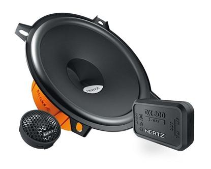 Picture of Hertz DSK 130.3 car speaker 2-way 120 W Round