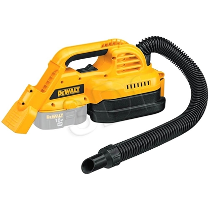 Изображение DeWALT DCV517N-XJ handheld vacuum Black, Yellow