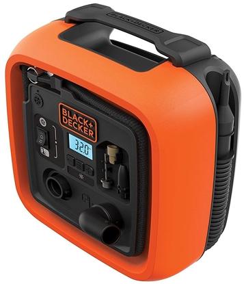 Изображение Black & Decker ASI400 air compressor 160 l/min
