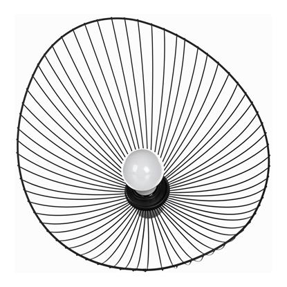 Изображение Lamp hanging Activejet AJE-HOLLY 5 Black (E27)