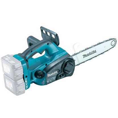 Attēls no Electric saw cordless chain for cutting branches MAKITA Cordless LXT DUC302Z