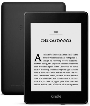 Изображение Amazon All New Kindle Paperwhite 32GB WiFi, black