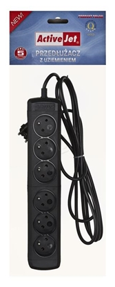 Picture of Activejet 6GNU - 3M - C power strip with cord