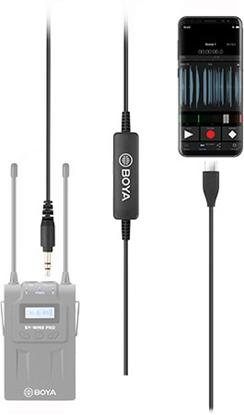 Изображение Boya cable 3,5mm - USB-C 35C-USB-C