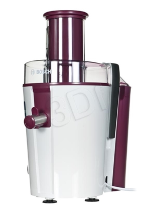 Picture of Bosch MES25C0 juice maker Centrifugal juicer Cherry,Transparent,White 700 W