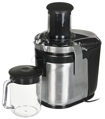Attēls no Bosch MES4000 juice maker Juice extractor Black,Grey,Stainless steel 1000 W