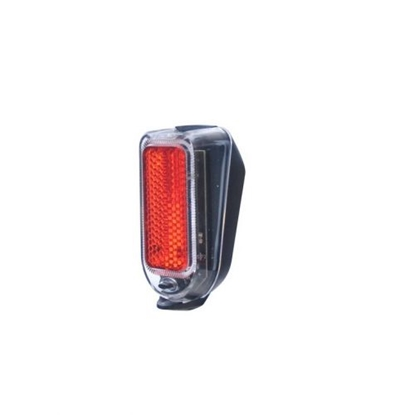 Attēls no CYCLETECH 2 LED Rear Fender Light / Sarkana
