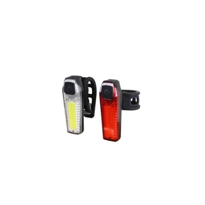 Attēls no CYCLETECH Light Set USB Rechargable