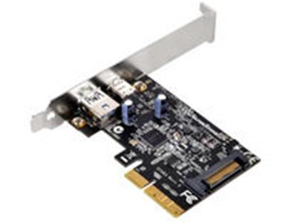 Picture of 2 Port USB3.1 Gen2 PCIe