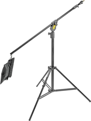 Picture of 420B Combi Boom Stand Black