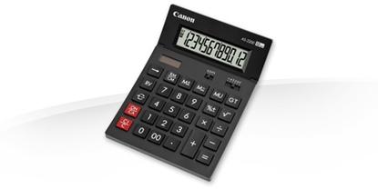 Attēls no Canon AS-2200 calculator Desktop Display Black