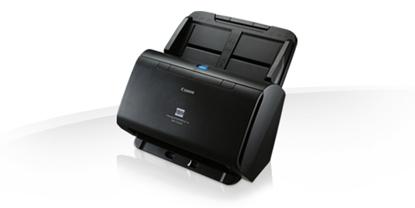 Attēls no Canon imageFORMULA DR-C240 600 x 600 DPI Sheet-fed scanner Black A4
