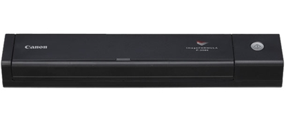 Attēls no Canon imageFORMULA P-208II 600 x 600 DPI Sheet-fed scanner Black A4