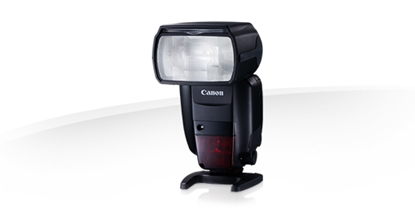 Изображение Canon Speedlite 600EX II-RT Slave flash Black