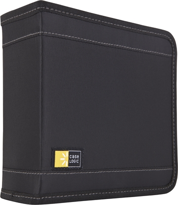Изображение Case Logic CD Wallet 32 CDW-32 BLACK (3200038)