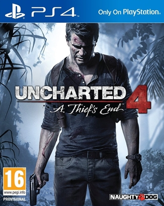 Изображение PS4 Uncharted 4: A Thief's End