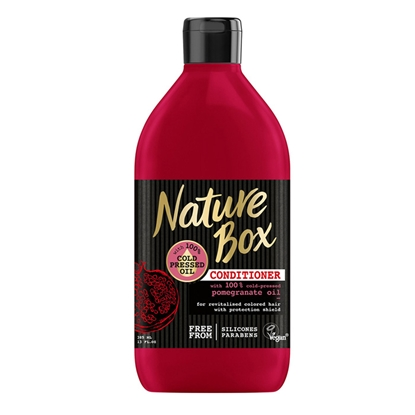 Изображение Balzams  Nature Box Pomegranate  385ml