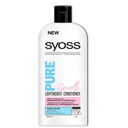 Attēls no Balzams Syoss Pure 500ml