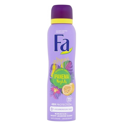 Attēls no Dezodorants Fa Ipanema Night 150ml