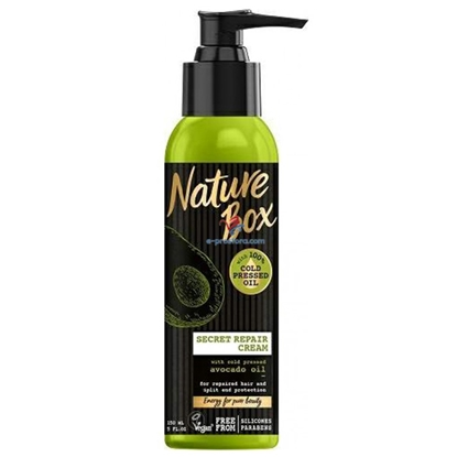 Изображение Krēms Nature Box Secret Repair Avocado 150ml