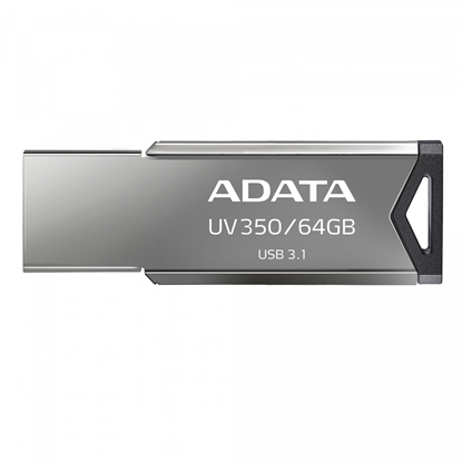 Attēls no ADATA UV350 Pendrive 64GB USB3.1