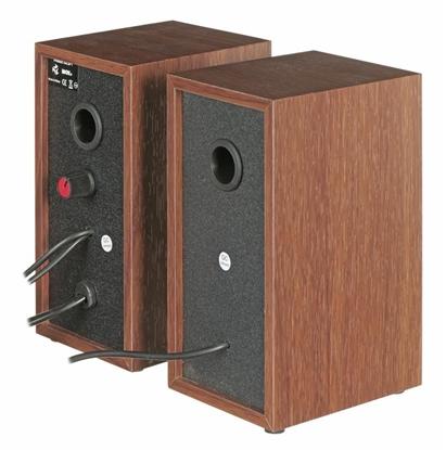 Изображение iBox IGLSP1 loudspeaker 10 W Cherry Wired