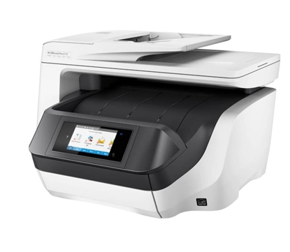Изображение HP OfficeJet Pro 8730 Thermal Inkjet 2400 x 1200 DPI 24 ppm A4 Wi-Fi