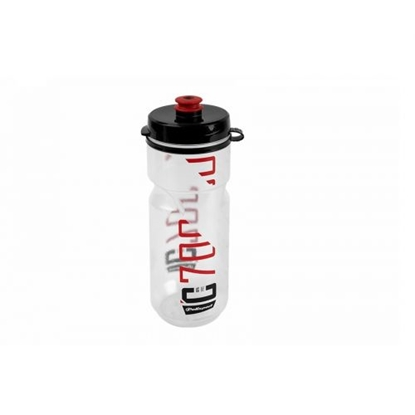 Изображение POLISPORT Clip-on Bottle C700 / Melna / Sarkana / 700ml