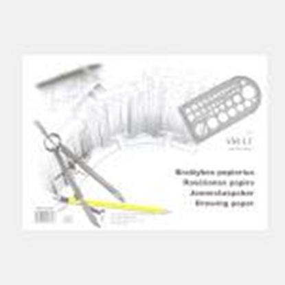 Изображение Rasēšanas albūms,  A4/10 lapas,  SMLT