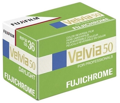 Attēls no 1 Fujifilm Velvia 50    135/36