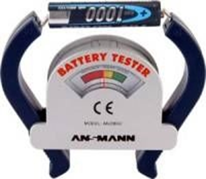 Attēls no Ansmann battery tester