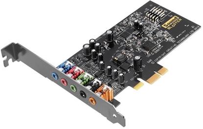Picture of Creative SB Audigy FX PCIE karta muzyczna wew