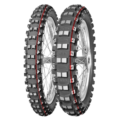 Attēls no 100/100-18 Mitas TERRA FORCE-MX MH 59M TT red