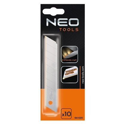 Attēls no Asmeņi Neo ar titāna parklājumu 18mm 10gab.