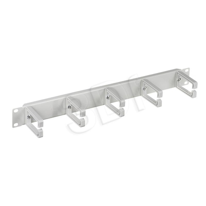 Picture of Alantec PK009S cable organizer Cable holder Wall Grey