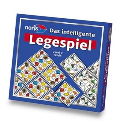 Picture of Spēle Das intelligente Legespiel