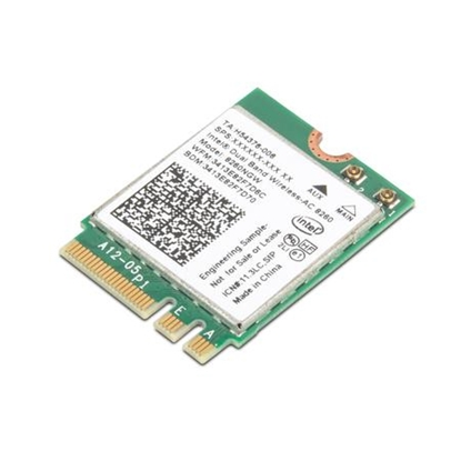 Picture of Lenovo 4XC0R38452 notebook spare part WWAN Card