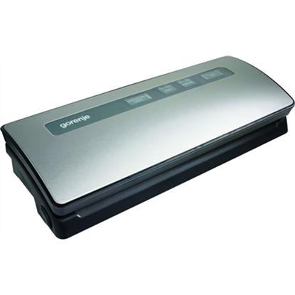Attēls no Gorenje Vacuum sealer VS120E Automatic, Grey, 120 W, Including 10 bags