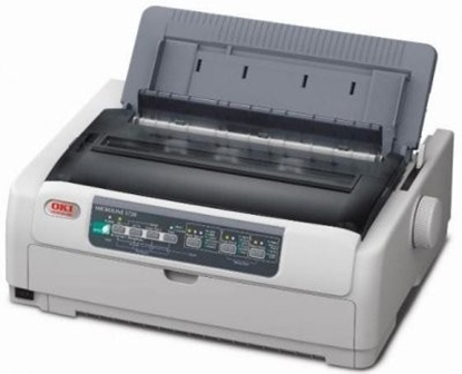 Attēls no OKI ML5721eco dot matrix printer 700 cps 240 x 216 DPI