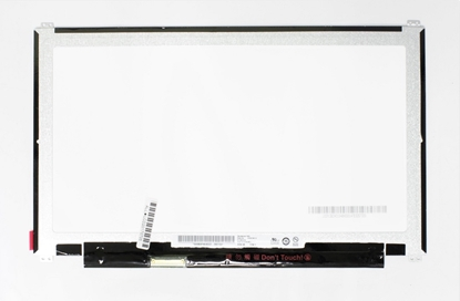 "Изображение LCD screen 13.3"" 1366×768 HD, LED, SLIM, matte, 40pin (left), A+"