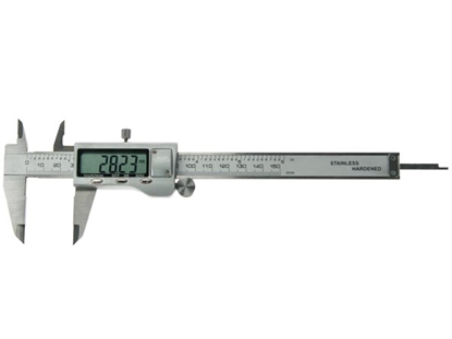 "Picture of 3472B DIGITAL CALLIPER WITH LARGE SCREEN - 150 mm / 6"" - 0.01 mm"