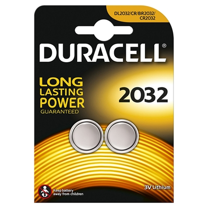 Picture of Bar.el.Duracell DL2032 2gab