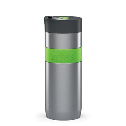 Изображение Boddels KOFFJE Travel mug Apple green, Capacity 0.37 L, Dishwasher proof, Yes