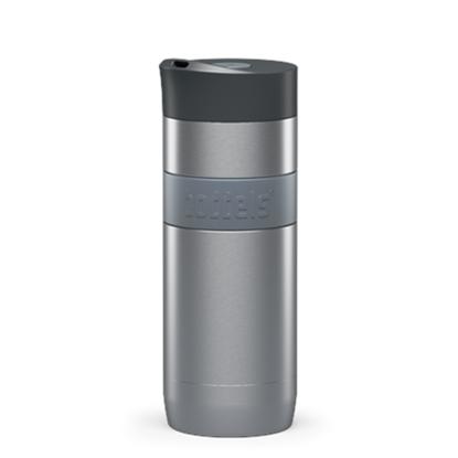 Изображение Boddels KOFFJE Travel mug Light grey, Capacity 0.37 L, Dishwasher proof, Yes