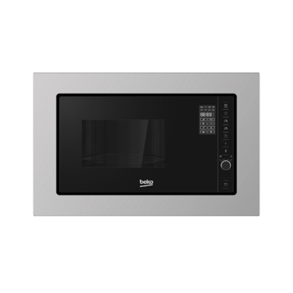 Изображение BEKO microwave MOB20231BG/MOK20232X, Built in, 20 L, Inox/Black color