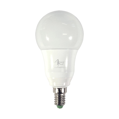 Attēls no ART L4001062 ART LED Bulb E14, 7W, 180st